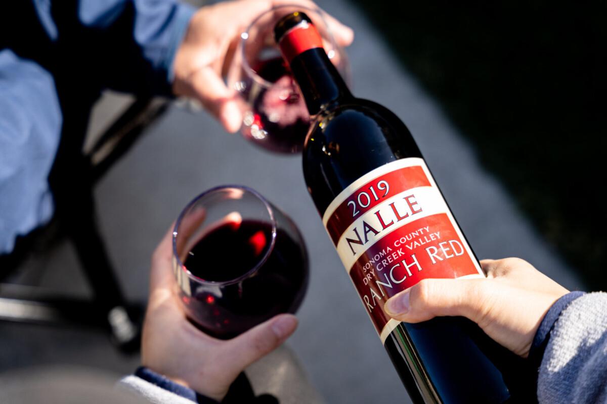 Nalle-josh-baldovino-Ranch-Red-Blend-Pour-for-2-Glasses