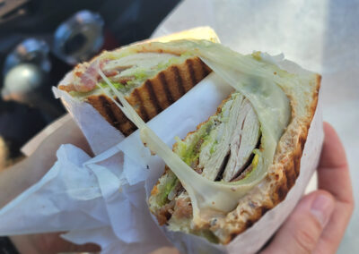 Fitch Mountain Panini from Big Johns Market