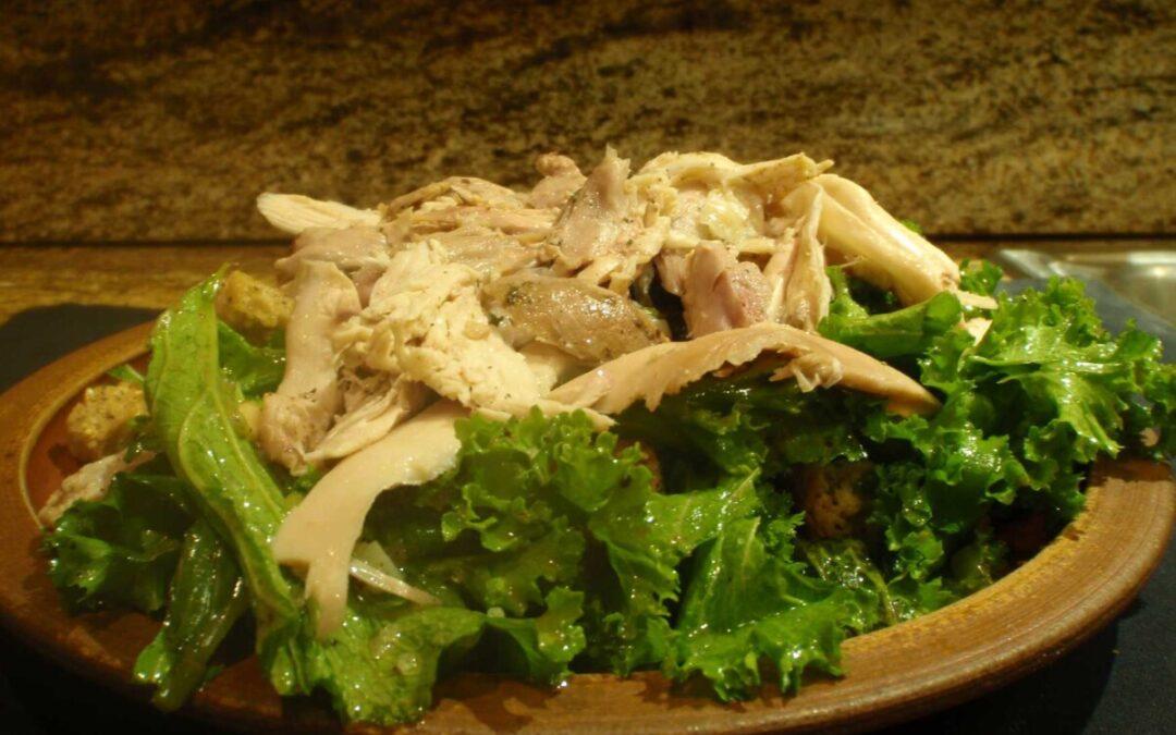 Not Your Average Chicken Salad